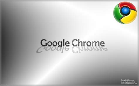 Wallpapers Logo: Wallpapers black Google Chrome logo