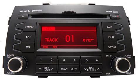 Kia Sirius Kia Sorento Radio Stereo Receiver Mp3 Cd Player Bluetooth