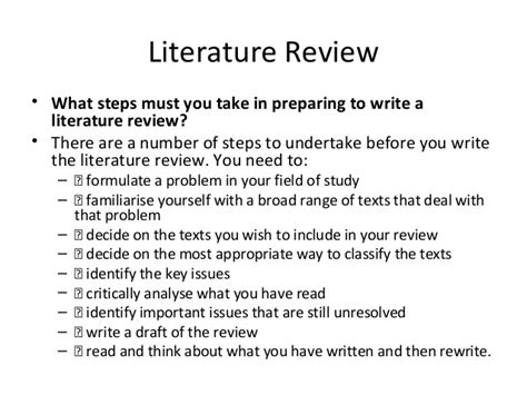 title abstract introduction literature review