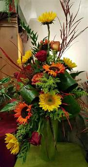 Mother Day Flowers Delivered - autumn flowers beautiful fall arrangment of yellow and