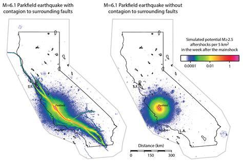 earthquake prediction map san andreas fault line earthquake prediction www imgkid