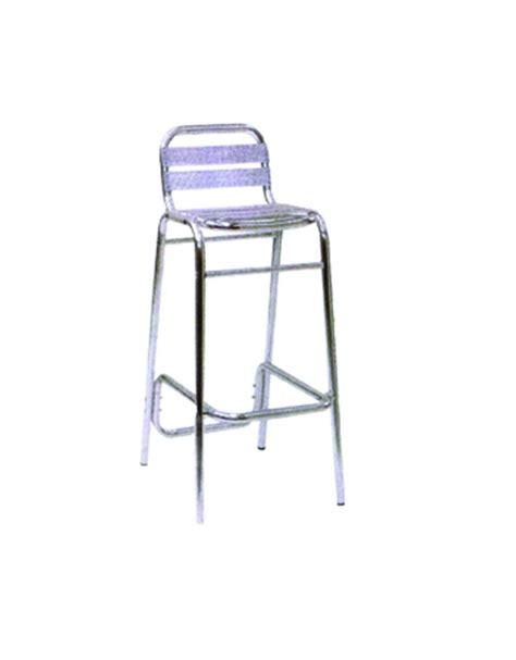 sgabello con schienale sgabello alluminio con schienale sgabelli linea