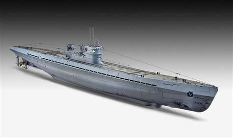boat n net reviews revell type ixc u 505 late german u boat 1 72 scale