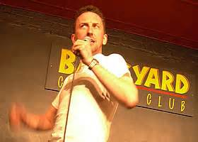 Backyard Comedy by Comedy Clubs Shows Television Radio In Uk Britain