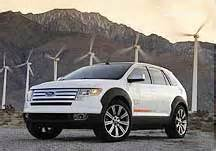 The Edge Hydrogen Suv by Ford Edge Powered By Hydrogen