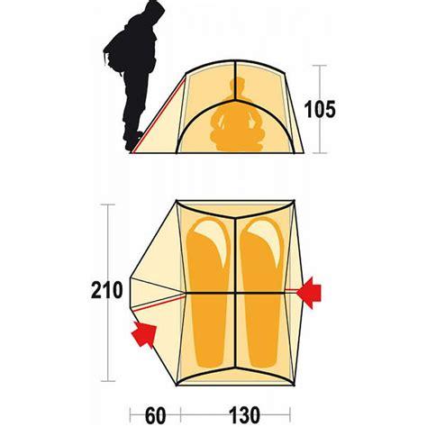 tenda alpinismo tenda leggera invernale pumori 2