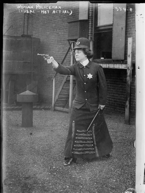 first female police officer the woman cop a dream suffragette imagines being