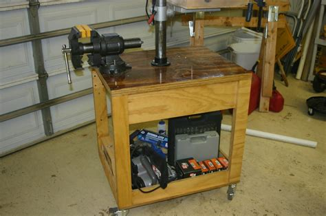 bench drill stand woodworking bench drill press stand plans pdf download free basic garage plans a