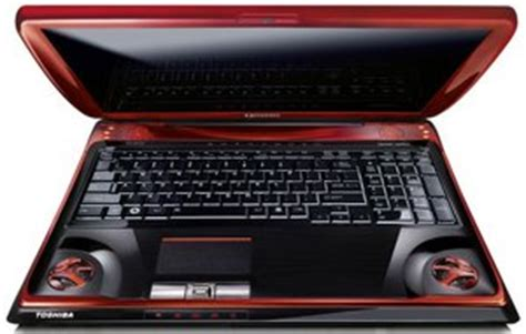 toshiba qosmio x300 series notebookcheck net external reviews