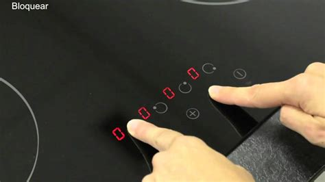 siemens induction hob unlock cooktop cata t604 dica sol digital bloqueio e desbloqueio de seguran 231 a