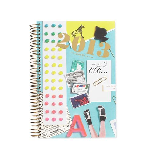 kate spade desk calendar 26 best calendars planners images on pinterest