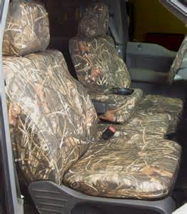 Ducks Unlimited Seat Covers Ford F150 Hide Camo Seat Covers Kmishn
