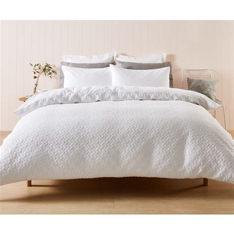 Comforters Buy Comforters In Home At Kmart Zachery Quilt Cover Set Bed White Kmart