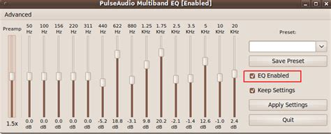audio format with best sound quality make sound quality better in ubuntu 9 10 karmic with