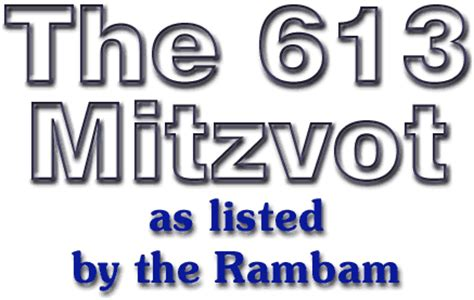 613 commandment the spiritual laws books the 613 mitzvos 171 shavuot 171 ohr somayach