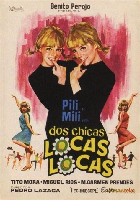 fotos comicas locas dos chicas locas locas 1965 filmaffinity