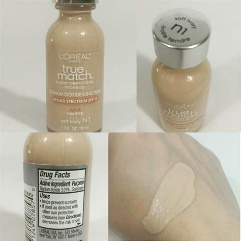 L Oreal True Match l oreal true match blendable makeup style by
