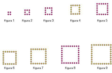 Imagenes De Sucesiones Figurativas | ayuda para tu tarea de secundaria primer grado matem 225 ticas