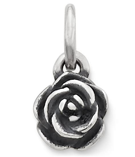 James Avery Gift Card - james avery mini rose charm dillards