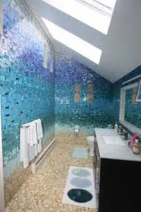 Mosaic Tile Bathroom Ideas by Creative Juice Quot What Were They Thinking Thursday