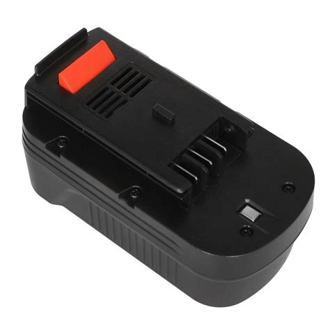 black and decker firestorm charger 18v 18v 2 0ah battery for black decker firestorm 244760 00