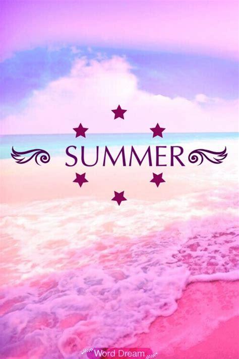 girly summer wallpaper lockscreen summer girly pink iphone lockscreen
