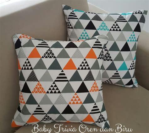 Cushioncover Trivia Sarung Bantal Kursi Detail Produk Bantal Sofa Baby Trivia Toko Bunda