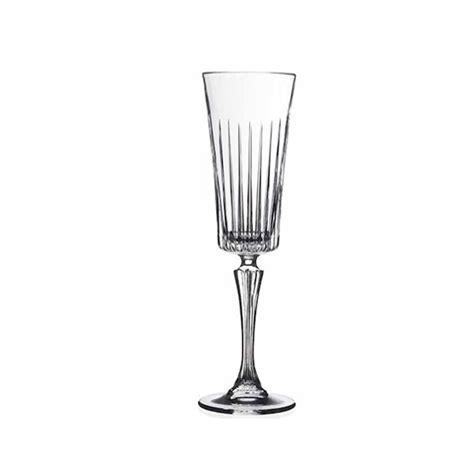 bicchieri flute vetro flute timeless rcr in vetro cl 21 310147 rgmania