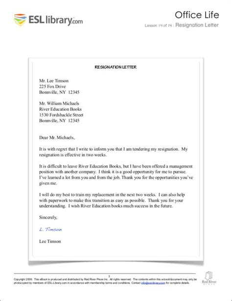 make your resignation letter polite even when you re not feeling it