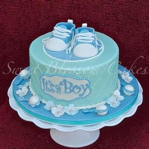 Unique Baby Shower Cakes by Unique Baby Shower Cakes Baby Shower Cake By Tahe4ka