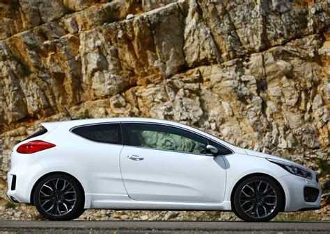 Kia Pro Ceed Gt Price 2014 Kia Pro Ceed Gt Review Pictures Mpg Price