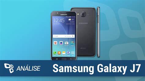 smartphone samsung galaxy j7 an 225 lise tecmundo