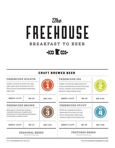 designspiration menu 11 best art of the menu images on pinterest restaurant