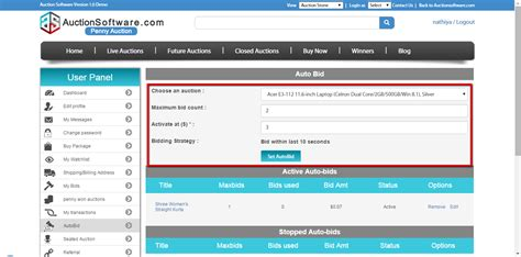 auto bid auction free programs for auto bid software homesletitbit