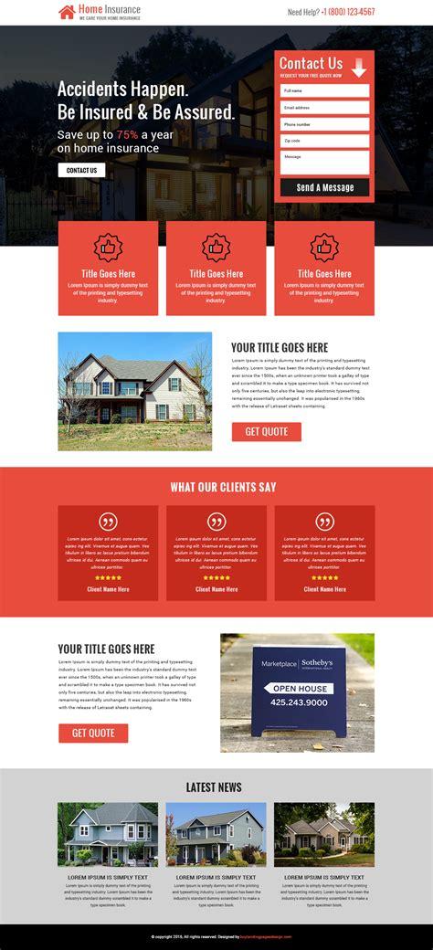 buy landing page template generous landing page design templates photos exle
