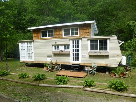 tiny house with slide out kirkwood tiny home tiny house swoon