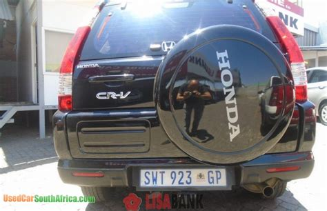 2005 Honda Crv For Sale by 2005 Honda Cr V Honda Crv 2 0 Rvsi A T Used Car For Sale