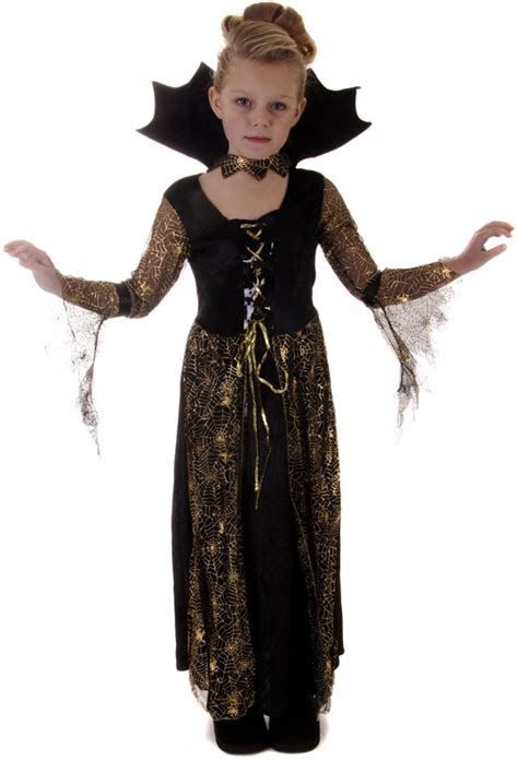 Dress Mega D spiderella costume costumes