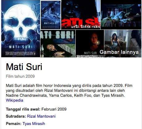 daftar film horor yang lucu daftar 10 film horor indonesia terbaik dan terseram
