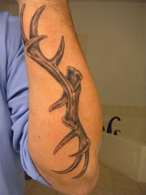 nathan tattoo designs antlers by nathan http www tattooideas1 org