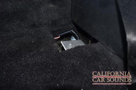 porsche 996 subwoofer porsche 996 subwoofer 3 california car sounds tint