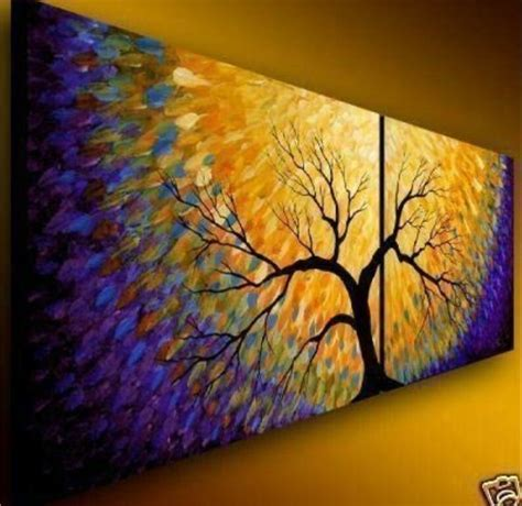 decor painting modern abstract wall decor art canvas oil painting no