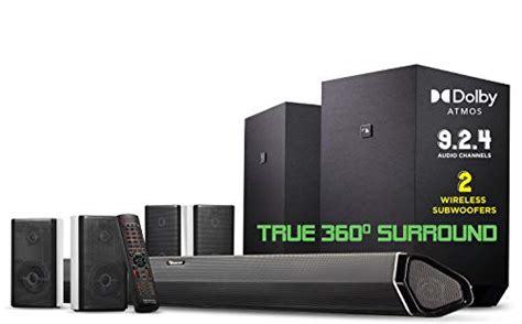 wireless surround sound system    budget
