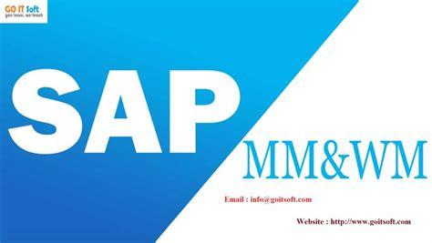 bdc tutorial sap technical sap mm sap wm online training goitsoft singapore
