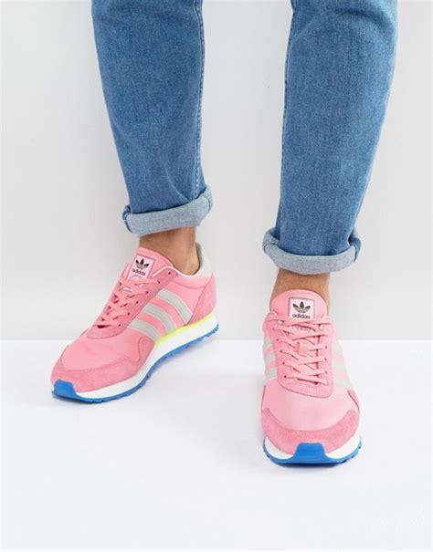 adidas originals adidas originals trainers in pink bb2898