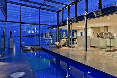 enclosed swimming pools media room sun room aquarium indoor swimming pool