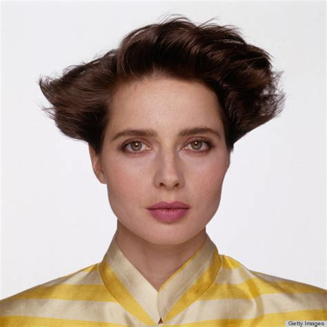 Isabella Rossellini's Style: Her Best Fashion Moments So