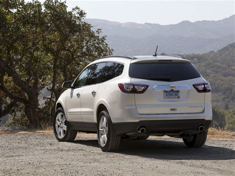 chevrolet traverse ltz chevrolet traverse ltz 2014 car wallpapers 02 of