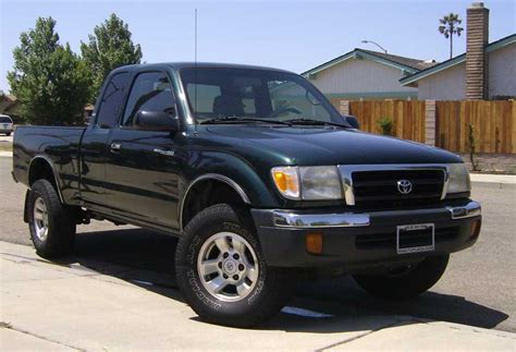 Pre Runner Toyota Toyota Tacoma Pre Runner 4x4 Picture 4 Reviews News