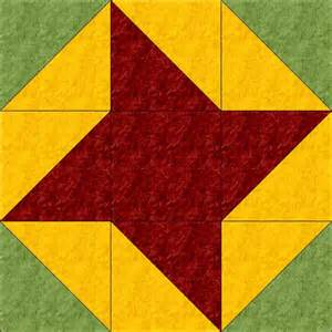 Quilt Block by Myquiltgenie Another Fractured Quilt Block